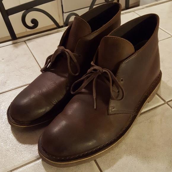 11180840116 Clarks Men's Bushacre 2 Chukka Boot Brown 13 M